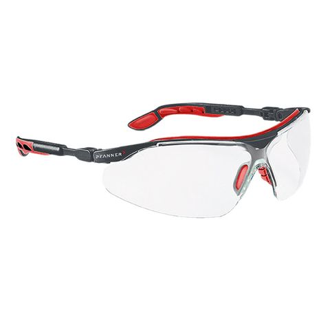 Pfanner Nexus Safety Glasses - Clear
