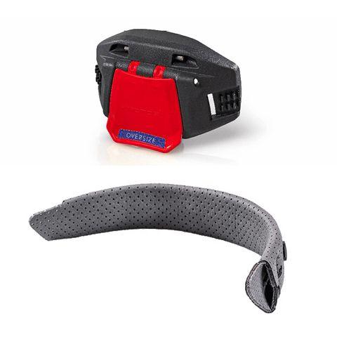 Protos Oversize Rear Clip + Headband 56-64cm