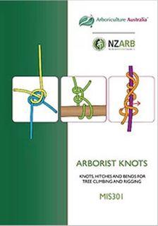 MIS301 Arborist Knots 2nd ed. - Member Price