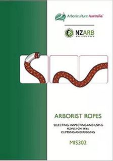 MIS302 Arborist Ropes 2nd ed. - Member Price