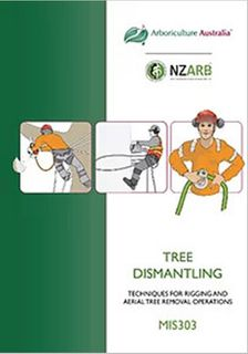 MIS303 Tree Dismantling 2nd ed. - Member Price