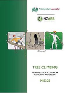 MIS305 Tree Climbing 2nd ed. - Member Price