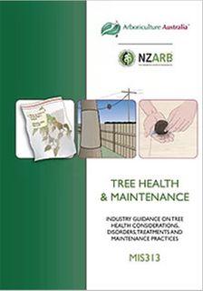MIS313 Tree Health and Maintenance - Member Price