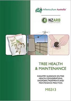 MIS313 Tree Health and Maintenance