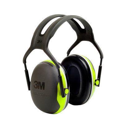 Peltor X4 Class 5 Headband Earmuffs