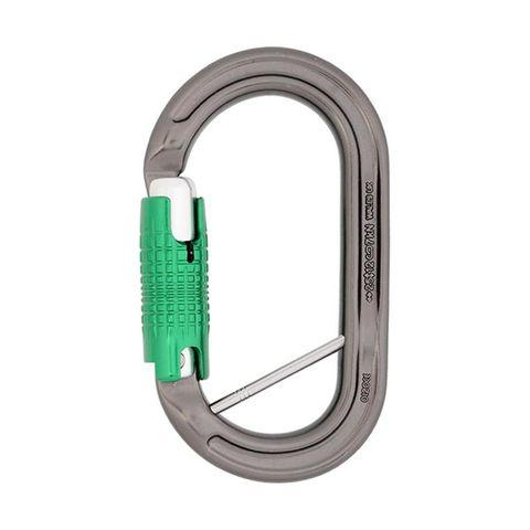 DMM Ultra O Locksafe Captive Bar (Titanium/Green)