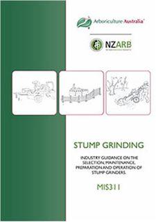 MIS311 Stump Grinding - Member Price