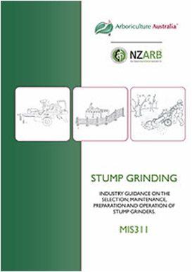 MIS311 Stump Grinding