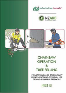 MIS315 Chainsaw Operation and Tree Felling - Member Price