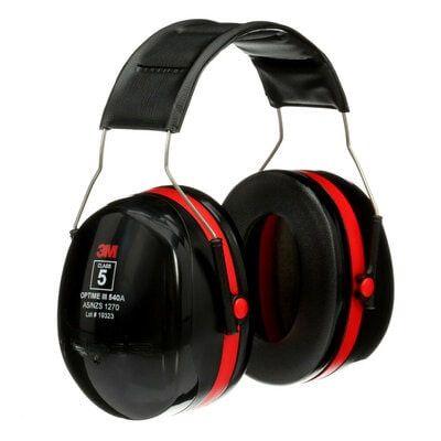 Peltor Optime III Headband Earmuffs