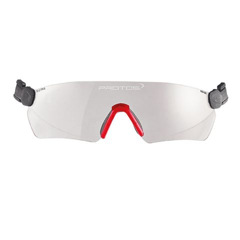 Protos Integral Safety Glasses - Clear