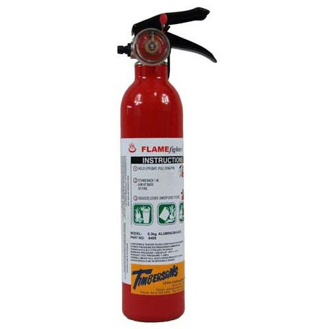 Fire Extinguishers ABE