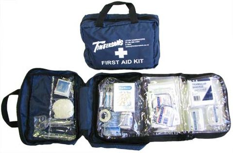 First Aid Kit Softpack (1-5 person)