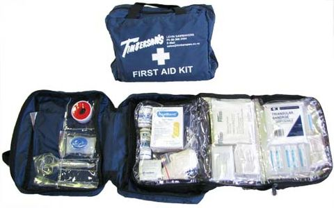 First Aid Kit Softpack  (6-25 person)