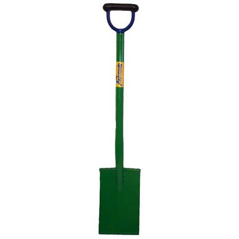 Farmer Digging Spade  (Green)