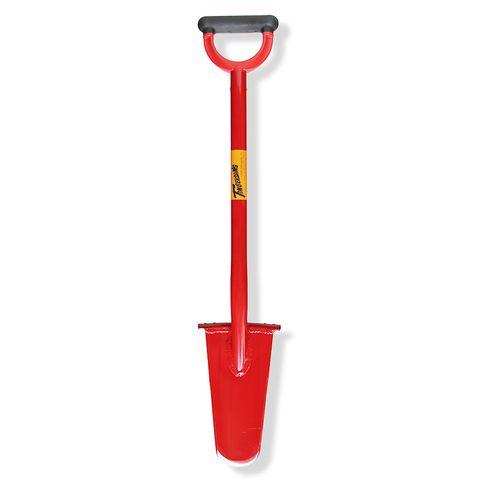 King Planting Spade (Red)