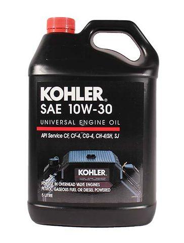 Kohler 5 Litre SAE 10W-30 Oil