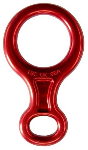 ISC Figure of 8 - anodised