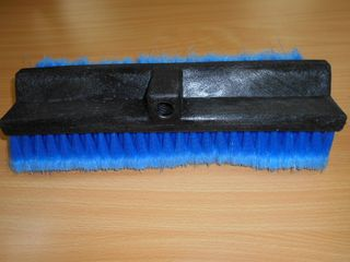 "15"" BI LEVEL BRUSH HEAD - BLUE"