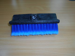 10' BI-LEVELBRUSH HEAD - BLUE
