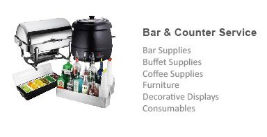 Bar & Counter Service