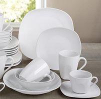 Lumas White Porcelain