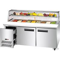 Salad/Sandwich Preparation Refrigerators
