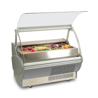 Salad/Sandwich Preparation Refrigerators