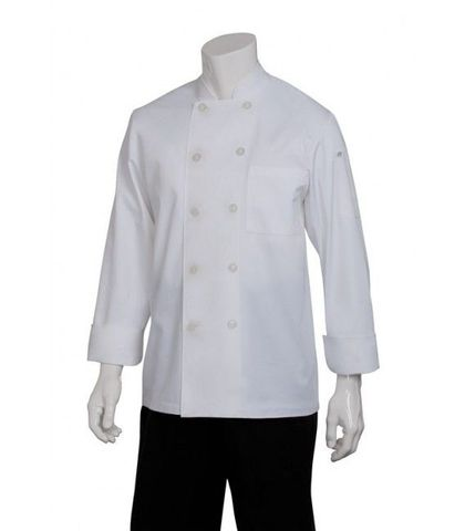 Le Mans Basic Chef Jacket