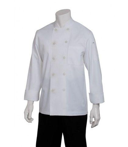 Le Mans Basic Chef Jacket