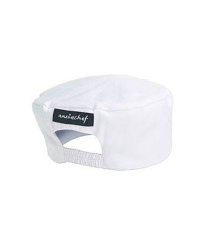Box Hat White Large