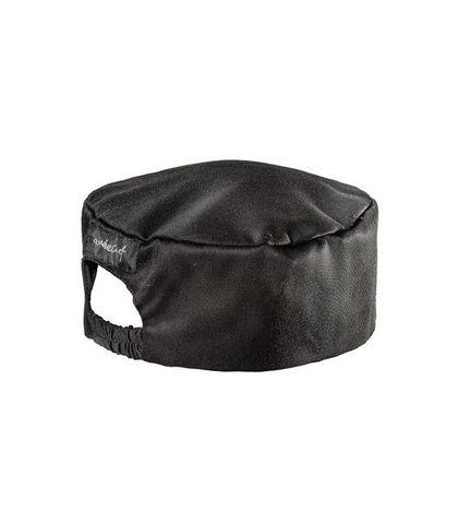 Box Hat Black - Large