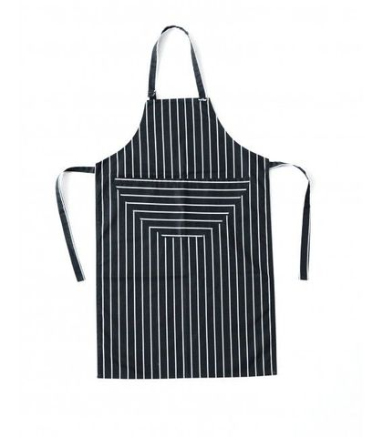 Apron - Black & White