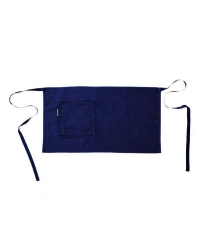 1/2 Waist Apron - Blue