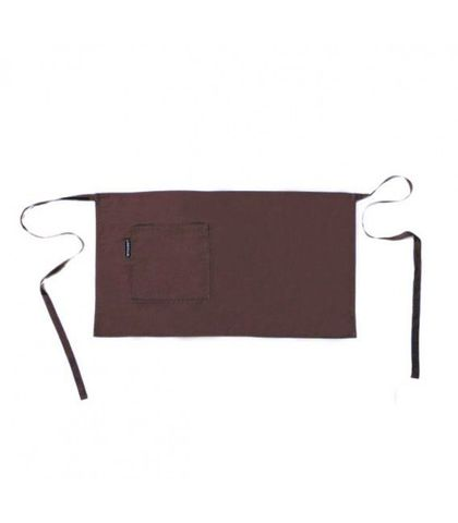 1/2 Waist Apron - Coffee