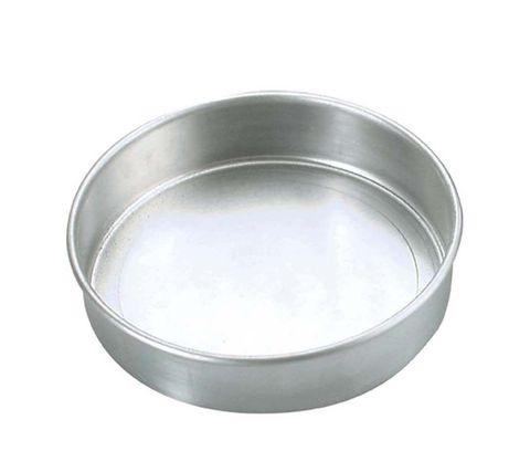 Cake Pan Round Aluminium 250x50mm