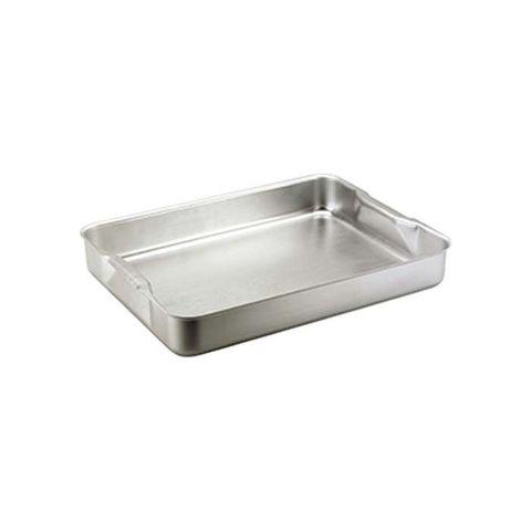 "Roasting Dish Recessed Handles Alum 368x267x70mm ""Premier"""