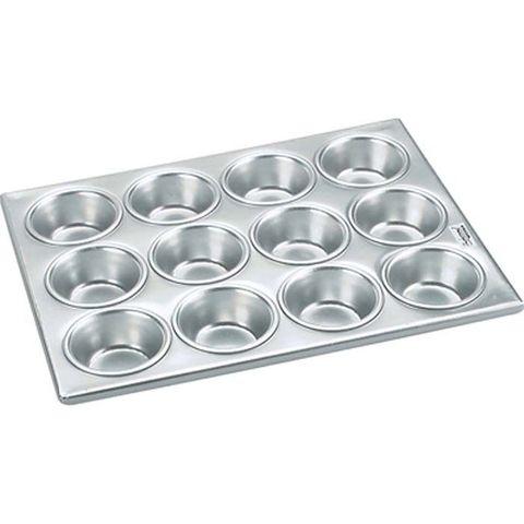 Muffin Pan 12-Cup Premier Aluminium