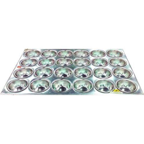 Muffin Pan 24-Cup Premier Aluminium