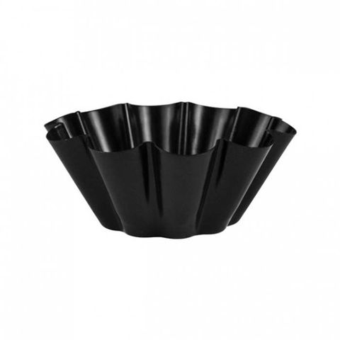 "Mini Fluted Cake Pan Round 82x30mm Non-Stick ""Frenti"""