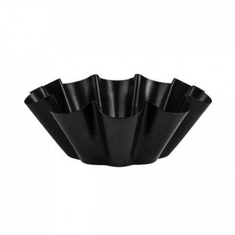 "Mini Fluted Cake Pan Round 102x37mm Non-Stick ""Frenti"""
