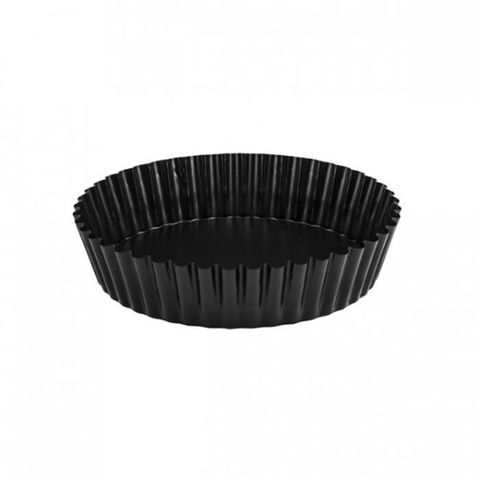 "Quiche Pan Round 250x55mm Non-Stick ""Frenti"""