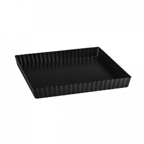 "Quiche Pan Square 230x230x25mm Non-Stick ""Frenti"""