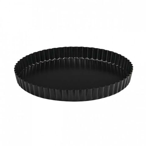 "Quiche Pan Round 280x28mm Non-Stick ""Frenti"""