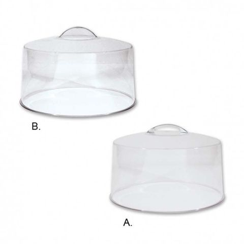 Cake Cover with Non-Slip Moulded Handle