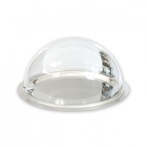 Round Dome Cover With S/S Tray 40cm