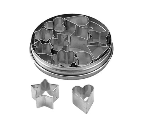12pcs Aspic Cutter Set - 20mm