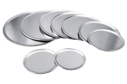 8'' Aluminium Pizza Pan(Narrow Rim)  - 200mm