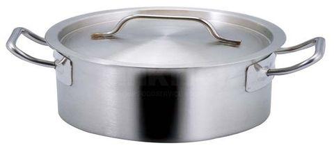 Saucepot S/S 120x70mm
