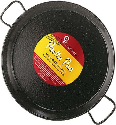 Paella Pan - Enamelled 340mm